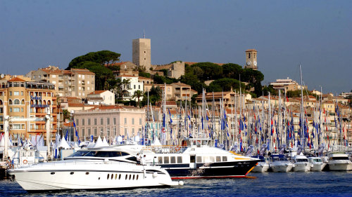Private Cannes, Antibes & Juan Les Pins Full-Day Tour