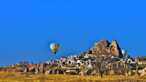 2-Day Cappadocia Tour with Flights & Accommodation by Travelium