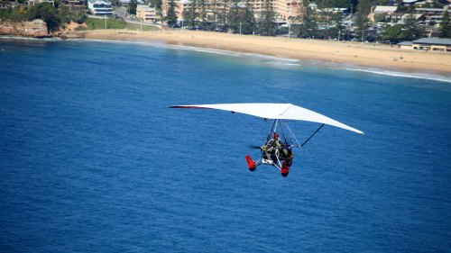 Microlight Flight by Microlight Adventures