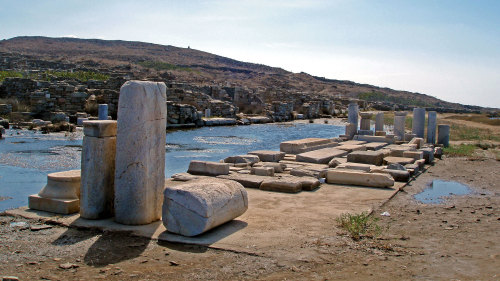 Delos Half-Day Tour