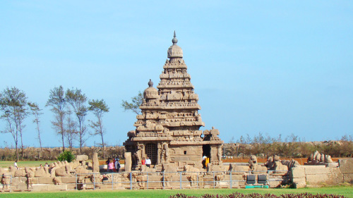 Mahabalipuram & Kanchipuram Full-Day Tour with Lunch