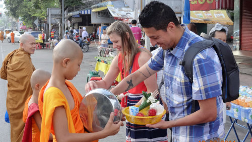 Small-Group Chiang Mai Mind & Soul Tour by Urban Adventures