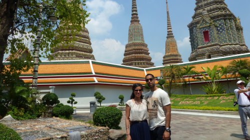 Excursion to Ancient Temples by Tour East Thailand