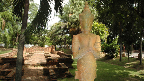 Half-Day Excursion to Ancient City of Wiang Kum Kam & Wat Chiang Man