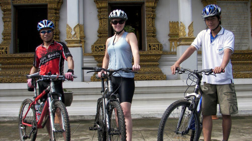Chiang Mai Morning Highlights Bicycle Tour
