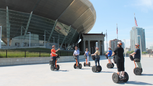 Arts & Architecture Segway Tour
