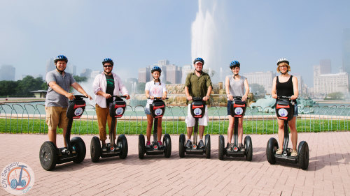 Introduction to Segways