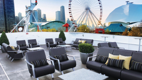 Odyssey Elegant Dinner Cruise with Navy Pier Fireworks Show