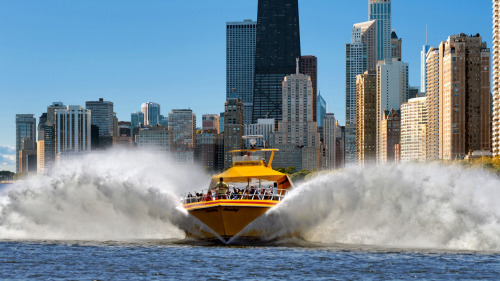 Lakefront Speedboat Tour