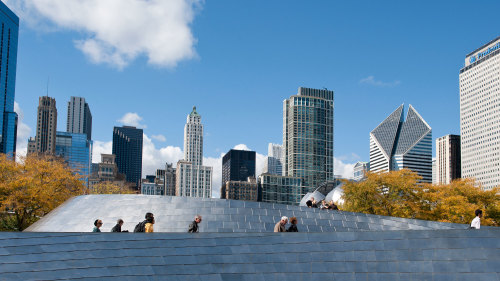 Millennium Park: Beyond the Bean Walking Tour by the Chicago Architecture Foundation