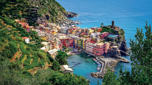 Cinque Terre Full-Day Tour by My Tour