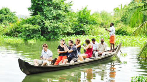 Small-Group Backwaters of Kerala Tour & Massage by Urban Adventures