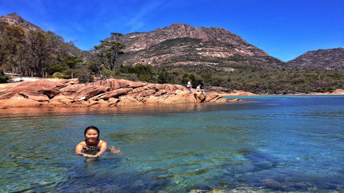 Full-Day Wineglass Bay & Freycinet National Park Tour by Tours Tasmania