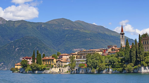 Lake Como with Bellagio & Lugano Day Trip