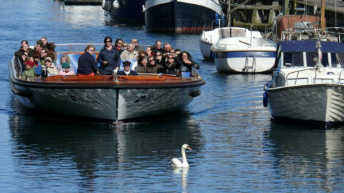 Harbor & Canal Cruise by DFDS Canal Tours