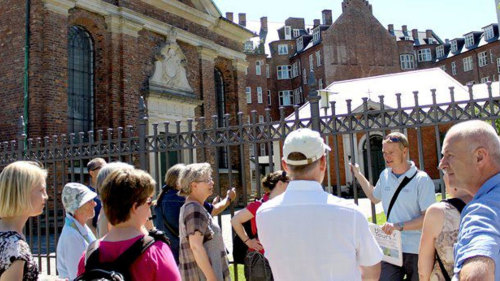 History of Copenhagen Walking Tour