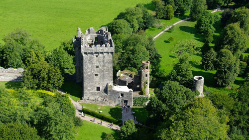 Cork, Cobh & Blarney Castle Full-Day Tour by Railtours Ireland First Class