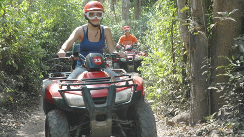 Off-Road ATV Jungle Adventure