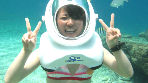 Sea Trek® Underwater Adventure