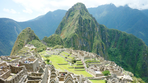 Small-Group Machu Picchu Full-Day Tour by Urban Adventures