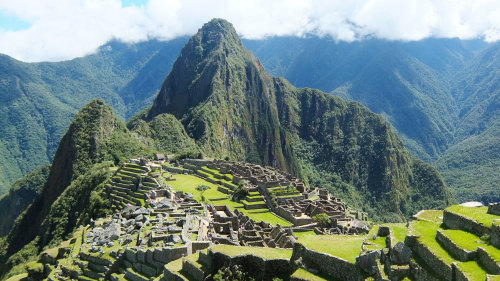 Machu Picchu Tour via the Expedition Train