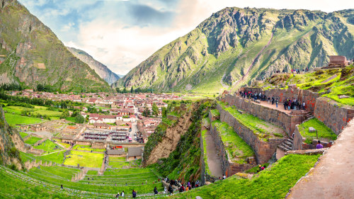 Sacred Valley of the Incas, Pisac, Awanacancha & Ollantaytambo Tour