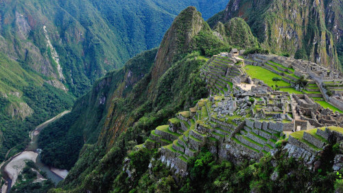 Guided Machu Picchu Day Trip with Expedition Train Ride & Lunch
