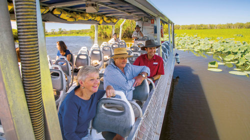 Kakadu National Park & East Alligator River 2-Day Tour by AAT Kings