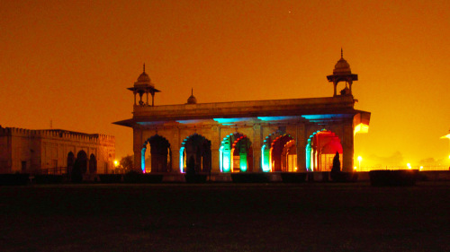 Sound & Light Show at the Red Fort with Dinner by Le Passage to India
