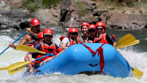 American River Rafting & Wine Tasting Tour by Incredible Adventures
