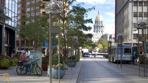Rolling through Denver: Downtown Segway Tour
