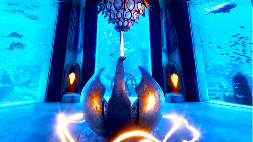 The Lost Chambers of Atlantis, The Palm Aquarium Admission Tickets