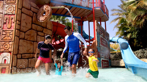Aquaventure Waterpark at Atlantis, The Palm Admission Tickets