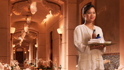 ShuiQi Spa Experience with Lunch at Atlantis The Palm
