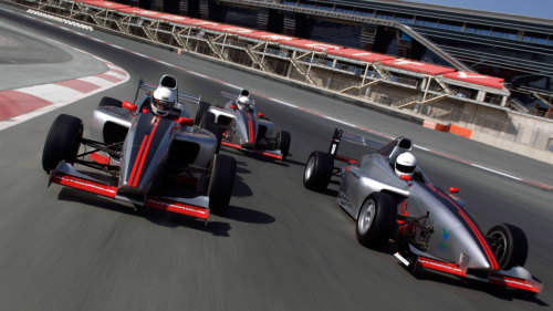 Single-Seater Driving Experience