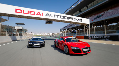 Audi R8 V10 Supercar Driving Experience