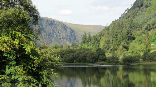 Wicklow Mountains Half-Day Tour by Railtours Ireland First Class