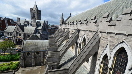 Viking Walking Tour: Christ Church Cathedral with Bell Ringing