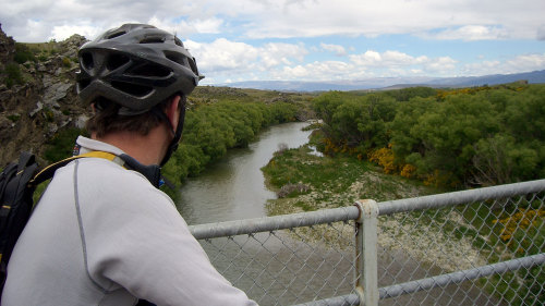 Full-Day Otago Central Cycling Tour