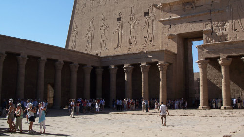 Edfu & Temple of Kom Ombo Full-Day Private Tour with Lunch