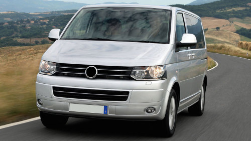 Private Minivan: Edinburgh Airport (EDI)