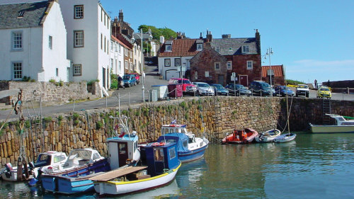 Small-Group St Andrews & Fishing Villages of Fife Full-Day Tour