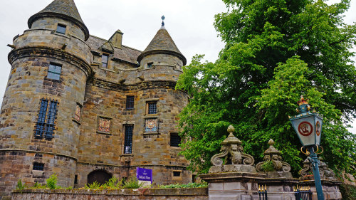 St Andrews, Falkland & the East Neuk of Fife Full-Day Tour