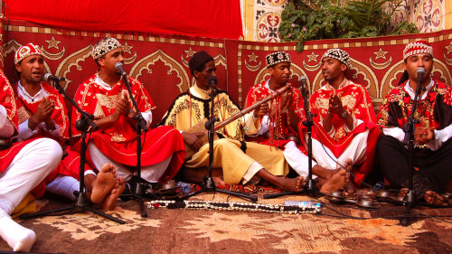 Small-Group Gnawa Music Tour by Urban Adventures