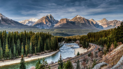 Self-Guided GyPSy Guide Driving Tour of Banff