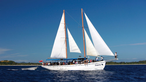 Seaspray Sailing Day Cruise