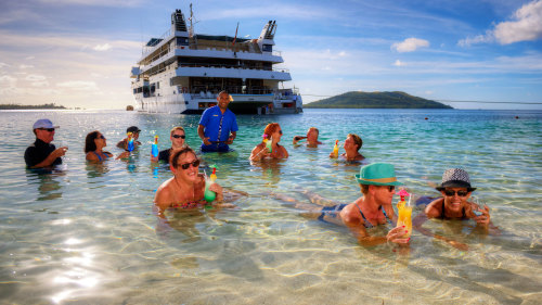 7-Night Escape to Paradise Small-Ship Cruise