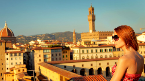 Florence Independent Day Trip via High-Speed Train by Carrani Tours