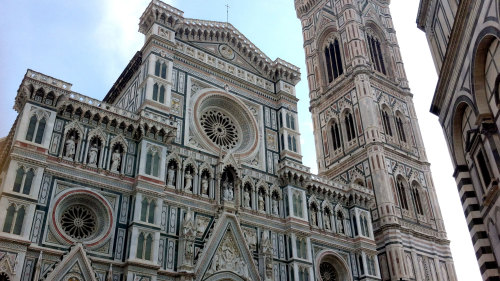 Full-Day Tour with Accademia & Uffizi Galleries
