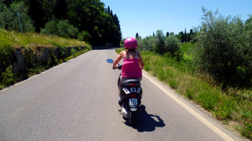 Vespa Tour of Tuscany by Florencetown